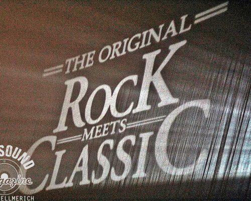 Rock Meets Classic 2018 @Arena Nürnberg