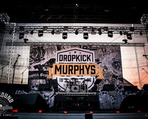 Dropkick Murphys @Open AirPort Nürnberg