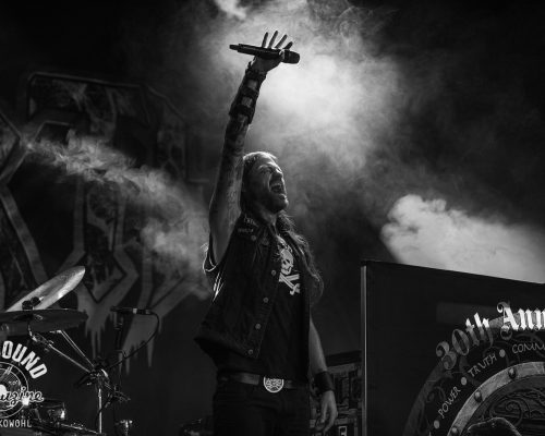 Iced Earth @Pyraser Classic Rock Night 2018